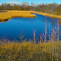 Upper Roxborough Reservoir by Bill Cannon
