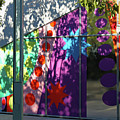 Urban Color - Afternoon Shadows by Suzanne Gaff
