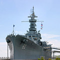 Uss Alabama by Kristin Elmquist