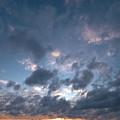 Variations Of Sunsets At Gulf Of Bothnia 5 by Jouko Lehto