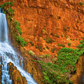 Vaseys Paradise Twin Falls by Inge Johnsson