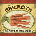 Veggie Seed Pack 4 by Debbie DeWitt