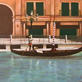 Venetian Number Two by Howard Stroman