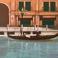 Venetian Number Two by Howard Stroman