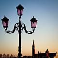Venetian Sunset by Dave Bowman