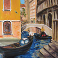 Venice Afternoon by Lisa Boyd