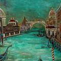 Venice by Amani Hanson