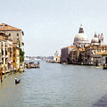 Venice Grand Canal by Al Blackford