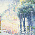 Venice by Henri-Edmond Cross