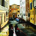 Venice by Leonardo Ruggieri