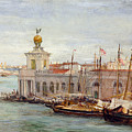 Venice by Sir Samuel Luke Fields