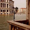 Venice Waterway by Nancy Bradley