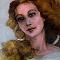 Venus In Spring by Elisabeth Nussy Denzler von Botha