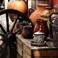 Very Old Things by Nina Simeonova