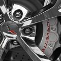 Vette Wheel by Dennis Hedberg