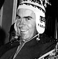 Vice President Richard Nixon 1913-1994 by Everett