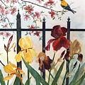 Victorian Garden by Ben Kiger