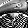 Victory Motorcycle Virginia City Nv by Troy Montemayor