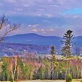 View From Von Trapps Lodge 1 by Bill Cannon