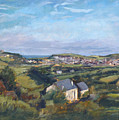 View Of Bude In Cornwall by Andrew Taylor