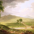 View Of Rutland - Vermont by Asher Brown Durand
