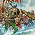 Vikings by Pete Jackson