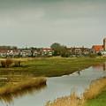 Village Of Kinderjik Netherlands by Jill Smith