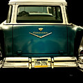Vintage 1957 Chevy Station Wagon by Steven Digman