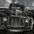 Vintage Ford Truck by Yo Pedro