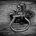 Vintage Metal Handle by Perry Webster