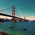 Vintage San Francisco by Niels Nielsen