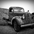 Vintage Truck by Perry Webster