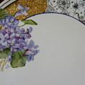 Violets by Verna Jean Dawson