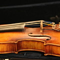 Violin by Linda Russell