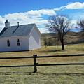 Virginia Dale Church by Lenore Senior