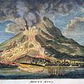 Volcano: Mt. Etna by Granger