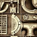 Vulcan Steel Steampunk Ironworks by Kathy Clark