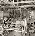 Wagon Repair by Ricky Barnard