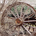 Wagon Wheel by Robert Frederick