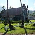 Wai Oli Hui Ia Church by Paulette B Wright