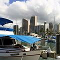 Waikiki Port by Andrei Fried