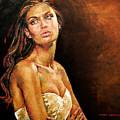 Waiting by Claudia Lardizabal