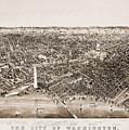 Washington D.c., 1892 by Granger