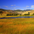 Washington Landscape by Marty Koch