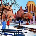 Washington Square by John Tartaglione