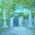 Washingtons Grave by Lee Thomason