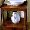 Washstand by Nelson Strong