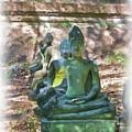 Wat Umong 3 by Bates Clark