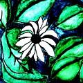 Water Fantasy Flower by Marsha Heiken