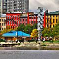 Water Street-toledo Ohio by Jack Schultz